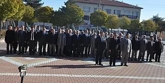 24 Kasım Öğretmenler Günü Gülşehir'de Kutlandı.