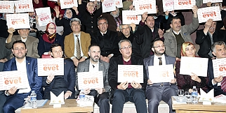AK Parti Genel Başkan Yardımcısı Fatih Şahin, Nevşehir'de. FOTO GALERİ