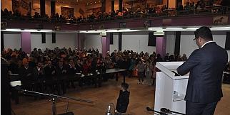 Ak Parti Gülşehir Kadın Kollarından, Kadınlara Özel 8 Mart Programı. FOTO GALERİ