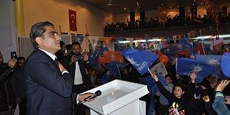 Ak Parti Gülşehir'de 3BiN Kişi İle Gövde Gösterisi Yaptı.FOTO GALERİ