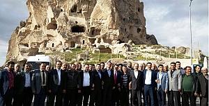 """AK Parti Nevşehir Milletvekili Adayları; """"Hedef Turizimde Kapadokya'yı Dünya Markası Yapmak"""""""