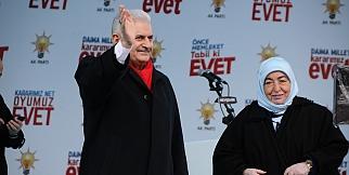 Başbakan Binali Yıldırım, Binlerce Nevşehirliye Hitap Etti. FOTO GALERİ