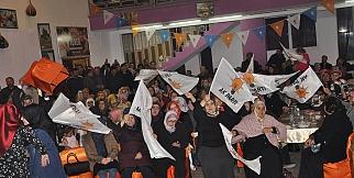 Fatih Çiftçi Sevgisi Salonlara Sığmadı. FOTO GALERİ