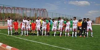 Gülşehir Belediye Spor: 10 - Kalaba İzci Spor: 0. FOTO GALERİ