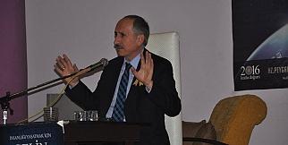 """Gülşehir'de """"Hz. Peygamber ve Ümmetin Birliği"""" konulu Proğram... FOTO GALERİ"""