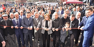 Mhp Gülşehir İlçe Seçim Bürosu Açıldı.