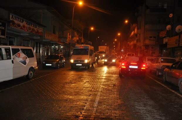 Gülşehir Cumhurbaşkanlığı kutlamaları
