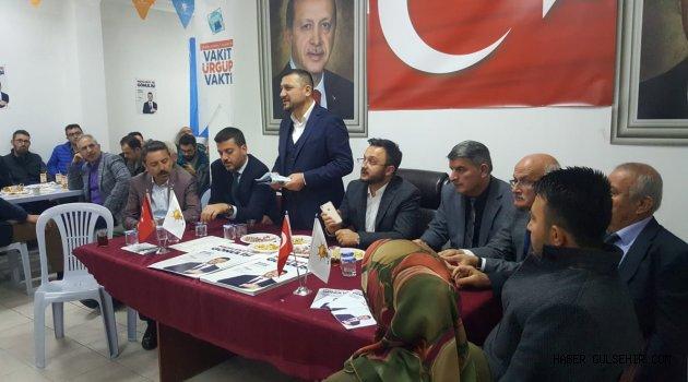 """Açıkgöz, """"Bugünkü CHP'nin geldiği konumla, Atatürk'ün kurduğu CHP arasında dünyalar kadar fark var"""""""