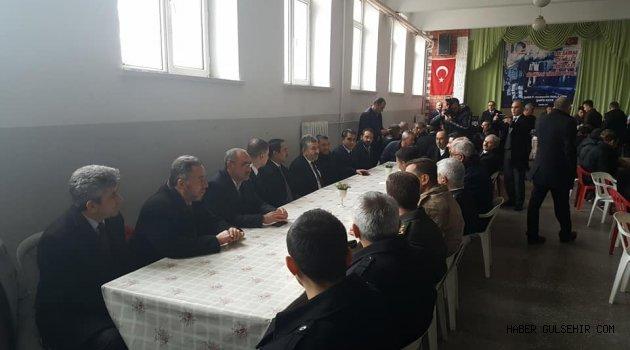 Afrin Şehidi Kaya için Mevlit Yemeği Düzenlendi.
