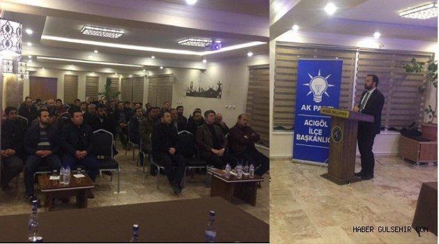 AK Parti  Cumhurbaşkanlığı Hükümet Sistemini Anlatıyor.