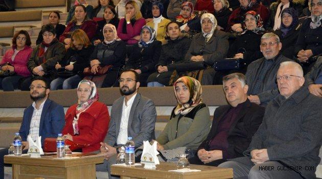AK PARTİ'DE MAHALLE VE KÖY BAŞKANLARI TOPLANTISI YAPILDI