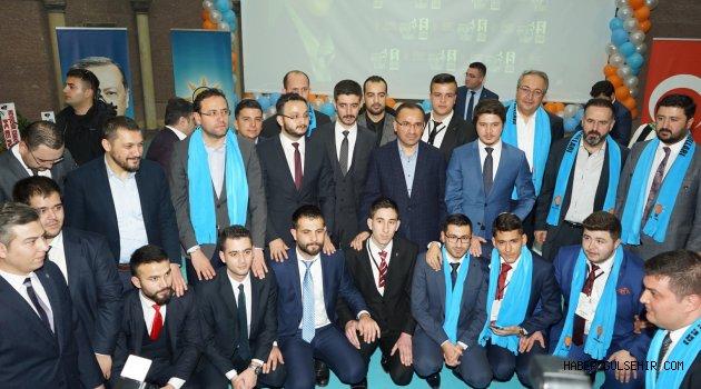Ak Parti Nevşehir 5. Gençlik Kolları Olağan Kongresi Yapıldı