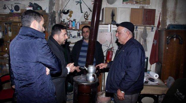 AK Parti Nevşehir Belediye Başkan Adayı Arı, seçim çalışmalarına aralıksız devam ediyor.