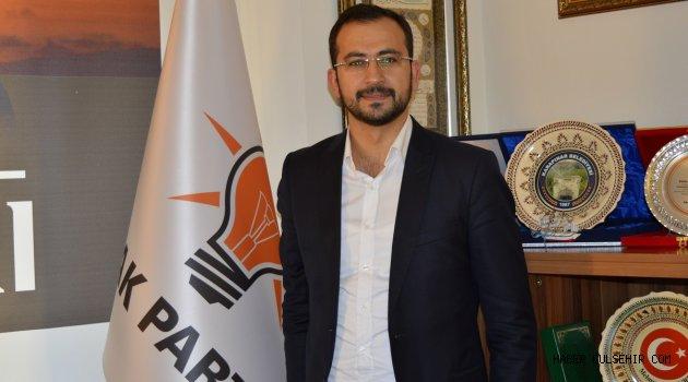 AK Parti Nevşehir İl Başkanı Tanrıver'den, 3 Aralık Dünya Engelliler Günü Mesajı