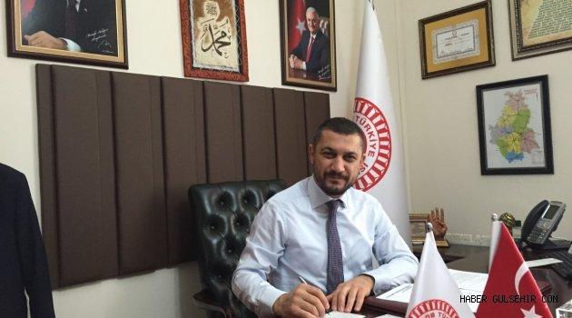 AK Parti Nevşehir Milletvekili Açıkgöz; Basın Bayramı Kutlu Olsun