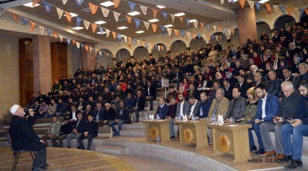 AK Parti'de Yılın Son İl Danışma Meclisi Toplantısı Yapıldı