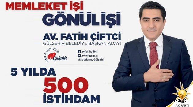 Ak Partili Çiftçi, 9 Projesini Açıkladı!.