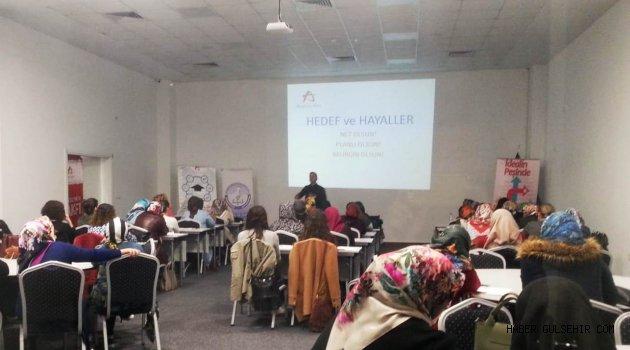 Anadolu Vakfı'nın girişimcilik programı  'Anadolu'nun Kadınları'nın ilk durağı Nevşehir oldu