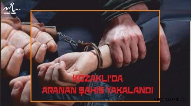 Aranan  R.Ç. İsimli Şahıs Yakalandı.