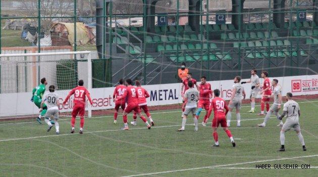 Arnavutköy Belediyespor 2-1 Nevsehir Belediyespor