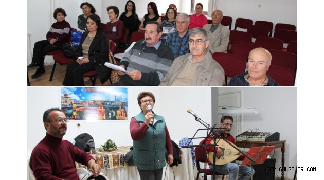 Avanos Amatör Türk Sanat Müziği Koro Konseri