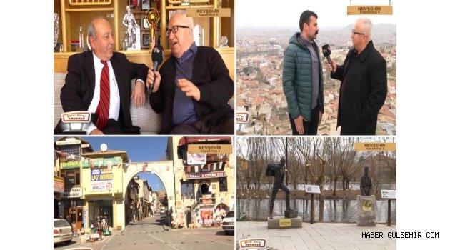 Avanos Çarşı Çarşı Anadolu Programında Tanıtıldı