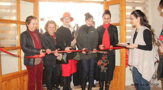 Avanos Kadın Evinin Açılışı Yapıldı