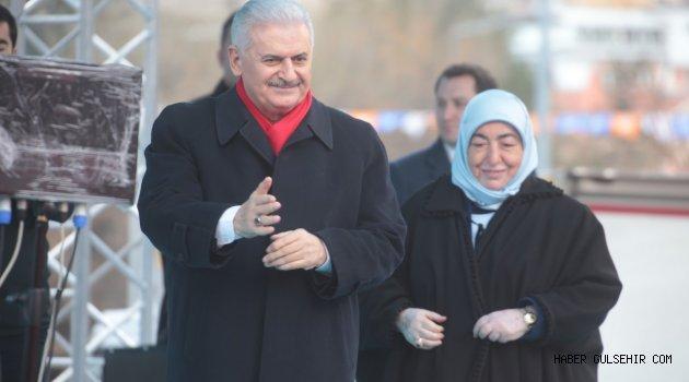 Başbakan Binali Yıldırım, Binlerce Nevşehirliye Hitap Etti.