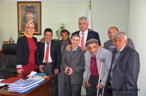 Başkan Arısoy'a Anlamlı Ziyaret