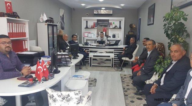 Başkan Çiftçi'den Gülşehir Esnafına Teşekkür Ziyareti