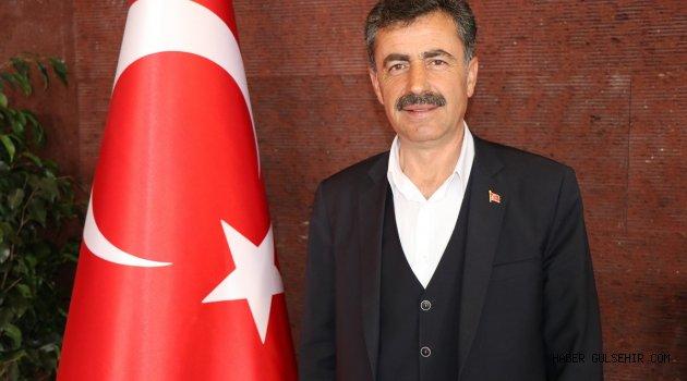 Başkan Süslü'den Barış Pınarı Mesajı.