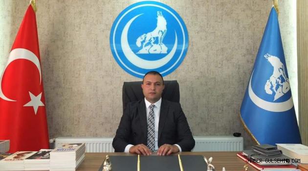 """Başkan Türker, """"Bizi Bahçeli'ye sorun"""""""