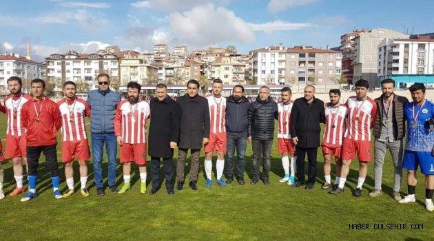 Belediye Başkanı Fatih Çiftçi, Spor'a Desteğini Sürdürüyor.