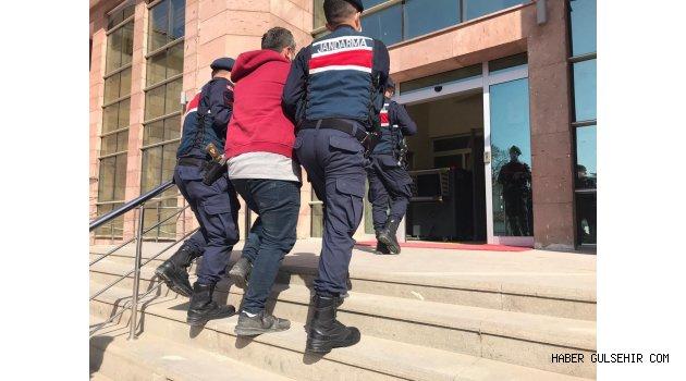 """""""Bina İçinde Muhafaza Altına Alınmış Olan Eşya Hakkında Hırsızlık"""" suçundan 1 Kişi Tutuklandı."""