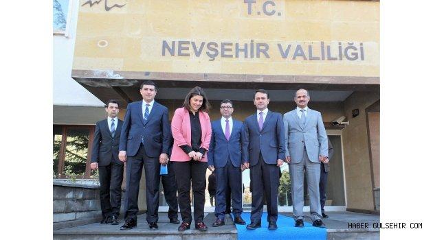 Çalışma Hayatında Milli Seferberlik Heyeti Nevşehir'de