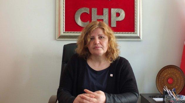 CHP Nevşehir Kadın Kolları Başkanı Eski, Boşanma Komisyonu Raporu geri çekilmeli