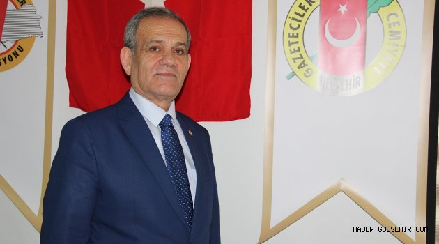 """(Darısı Nevşehir'e) """"Yerel yönetim-yerel basın işbirliği mesleğimize değer katacak"""""""
