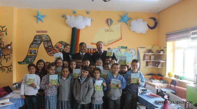 Derinkuyu 15 Temmuz Şehitleri İlkokulunda İyilik Öyküleri