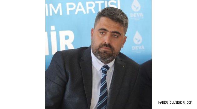 DEVA Partisi Merkez İlçe Başkanı Çimen, Başkan Savran'a 5 Maddelik Soru Yöneltti.