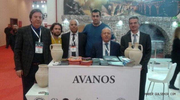 EMITT Fuarında Avanos Standına Yoğun İlgi