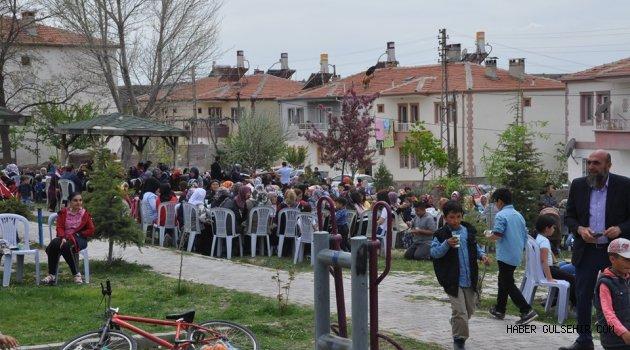 Erol Ünlüsoy Mahallesinde Bahar Şenliği Düzenlendi.