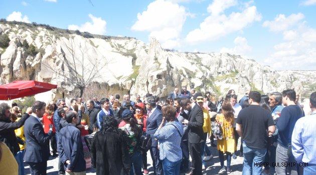 Göreme'de Turizm Haftası Kutlandı