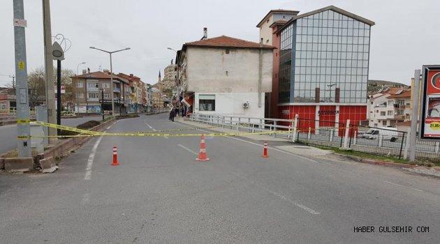 Gülşehir Caddeleri Araç Trafiğine Kapatıldı.