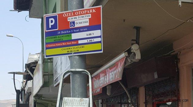 Gülşehir Caddelerinde Gereksiz Park Sorunu Son Buluyor.
