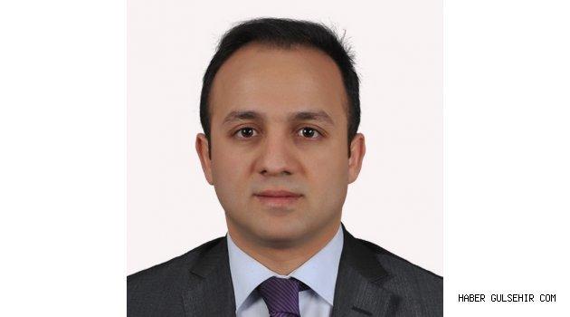 Gülşehir Kaymakamı Murat Ertekin'in Tayini çıktı.