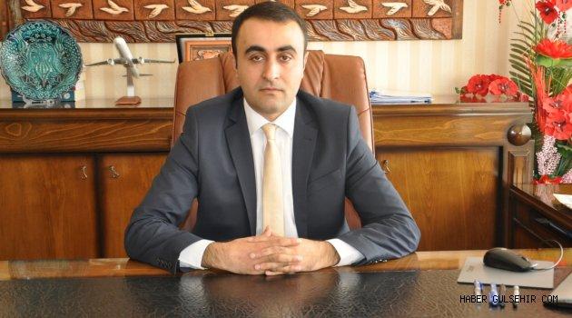 Gülşehir Kaymakamlığına Çağlar TEKİN, Atandı.