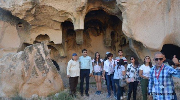 Gülşehir Turizm de Adından Söz Ettirmeye Devam Ediyor