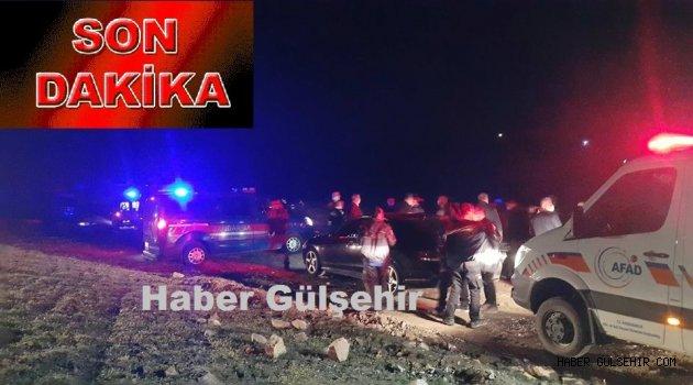 Gülşehir'de Askeri Uçak Düştü!! SON DAKİKA