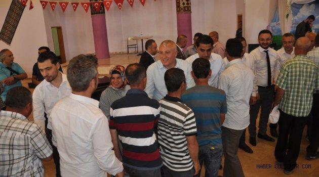 Gülşehir'de Bayramlaşma Programı Düzenlendi