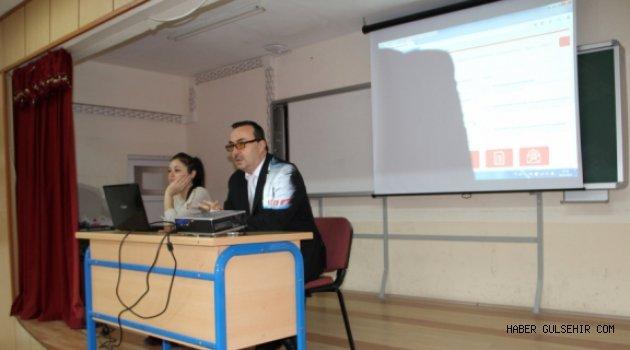 Gülşehir'de Tüm Okul ve Kurumlar DYS Sistemine Geçiriliyor.